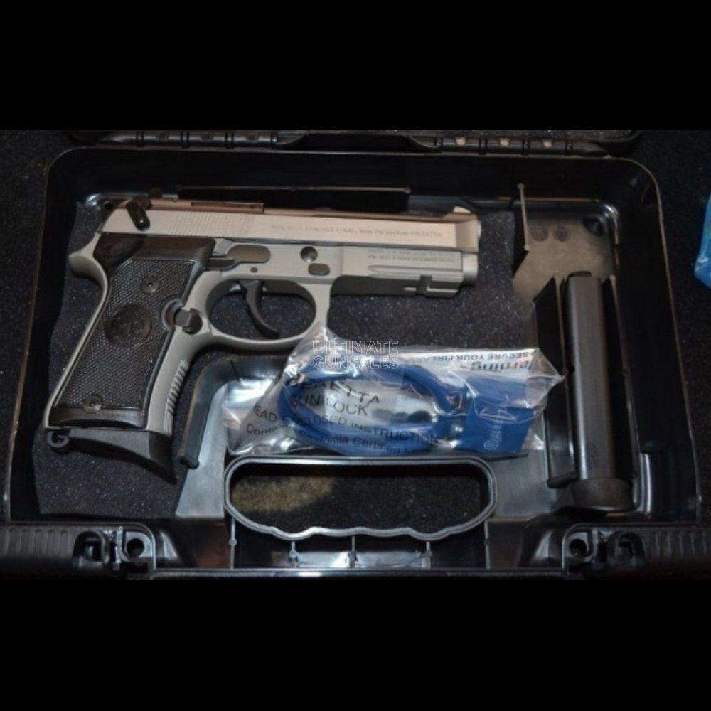 Beretta 92FS Compact Inox 9mm | guns for sale