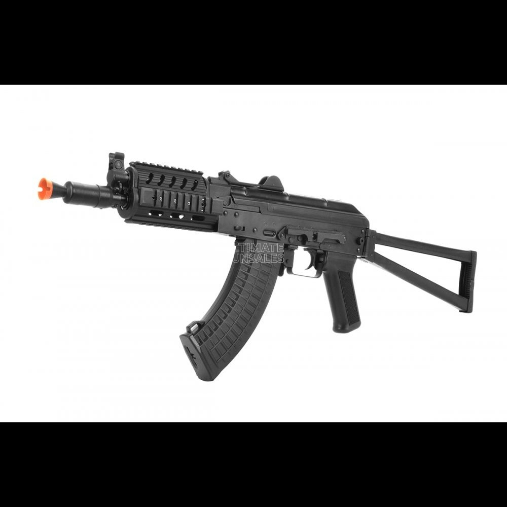 LCT Airsoft AK74 Assault Rifle AEG w/ TX Railed Handguard