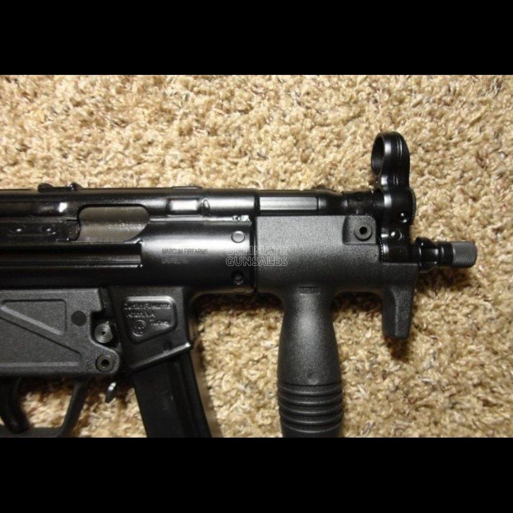 ZENITH Z-5P 9MM SHORT BARRELED RIFL | guns for sale